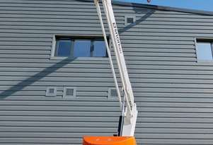 SNORKEL A38E ELECTRIC BOOM LIFT