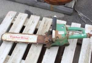 Timber King Pneumatic Chainsaw
