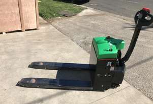 HC Electric Pallet Jack Powered Pallet Truck 2 Ton 12 Mths warranty