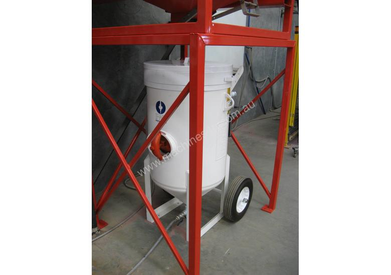 PWS  1.0 S-Series Loading Hoppers