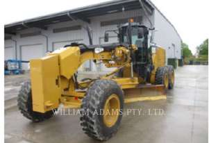 CATERPILLAR 140M3 Motor Graders