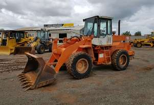 1989 Hitachi LX100 Wheel Loader *CONDITIONS APPLY*