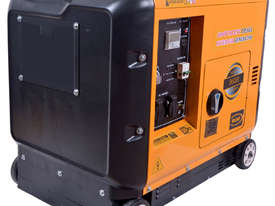 Diesel Inverter Generator - picture0' - Click to enlarge