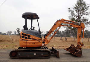CASE CX31 Tracked-Excav Excavator