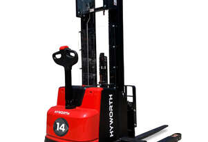 Hyworth 1.4T Walkie Stacker Forklift FOR for HIRE