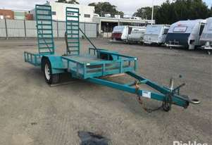 2001 Homemade Single Axle