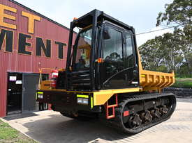 MOROOKA MST3000VD RUBBER TRACKED DUMPER FOR HIRE - picture2' - Click to enlarge