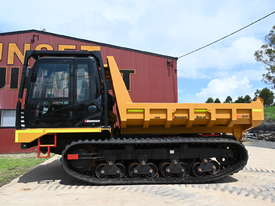 MOROOKA MST3000VD RUBBER TRACKED DUMPER FOR HIRE - picture0' - Click to enlarge