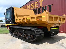 MOROOKA MST3000VD RUBBER TRACKED DUMPER FOR HIRE - picture3' - Click to enlarge