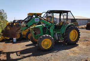 2003 John Deere 6120 4WD Wheel Tractor *CONDITIONS APPLY*