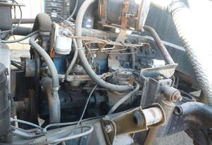 PERKINS 6354 6 CYLINDER DIESEL ENGINE