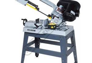 BS-5S Swivel Head Metal Cutting Band Saw Mitre Cuts Up To 45º & Includes Vertical Cutting Table 200