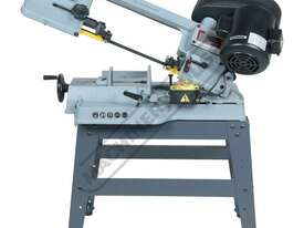 BS-5S Swivel Head Metal Cutting Band Saw 200 x 125mm (W x H)  Rectangle Capacity - picture2' - Click to enlarge