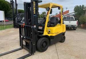Hyster Forklift Truck-
