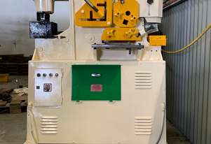50t Punch and Shear Machine