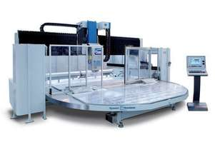 CMS Brembana SPEED TR26OF CNC Machining Centre For Fast and Efficient Glass Panel Production