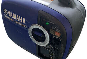 Yamaha Inverter Generator Pack 240 Volt Power Silent Running Petrol Motor 2000w EF2000is