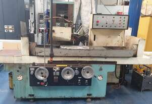 Tos Used   Surface Grinder