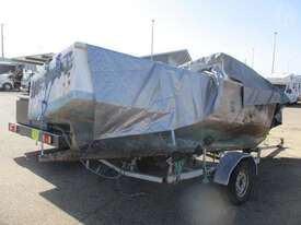 Unknown Make Boat + Trailer Combo - picture2' - Click to enlarge