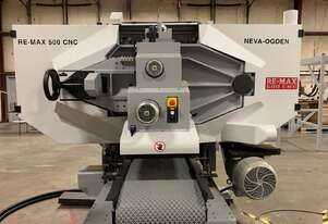 Re-Max CNC Bandsaw. High strain horizontal resaw.