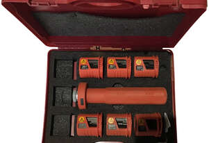 Intercable Insulated Wire Stripper FSI 150 With Stripping Inserts