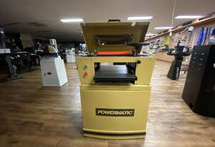 Powermatic Planer/Moulder combination machine
