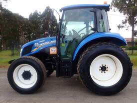 New Holland T4.75 FWA/4WD Tractor - picture0' - Click to enlarge