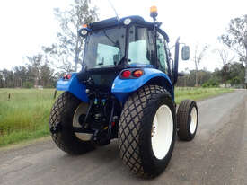New Holland T4.75 FWA/4WD Tractor - picture1' - Click to enlarge