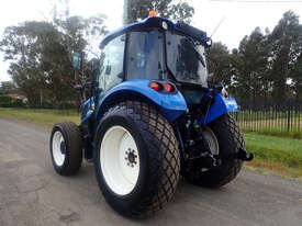 New Holland T4.75 FWA/4WD Tractor - picture2' - Click to enlarge