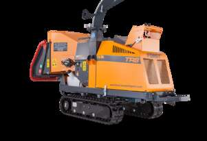 Forst TR8 8 Inch Diesel Wood Chipper