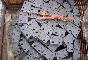trencher chain , 4