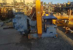 Warman   WBH 200 pump
