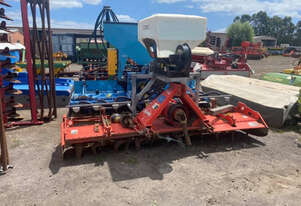 Kuhn HRB302 Power Harrows Tillage Equip