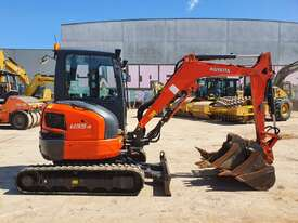 2017 KUBOTA U35-4 EXCAVATOR WITH CAB, FULL SPEC AND LOW 1225 HOURS - picture1' - Click to enlarge