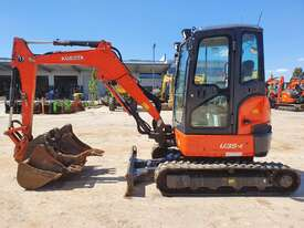 2017 KUBOTA U35-4 EXCAVATOR WITH CAB, FULL SPEC AND LOW 1225 HOURS - picture2' - Click to enlarge