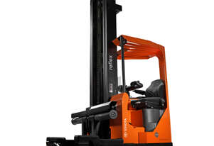 Toyota FRE270 Four-Way Reach Forklift