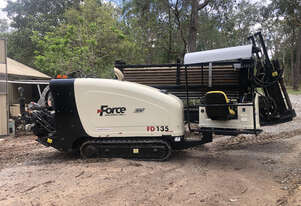 Force FD135 Horizontal Directional Drill