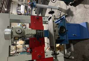 Slotting Machine - Swivel Head