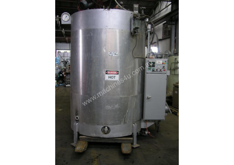 Used Alliance BIA18301 Steam Boiler in SOUTH GRANVILLE, NSW