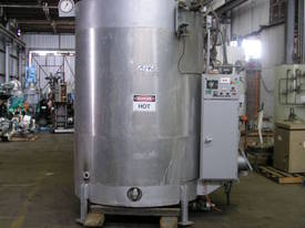 Gas Fired Steam Boiler Capacity 750kw. - picture0' - Click to enlarge