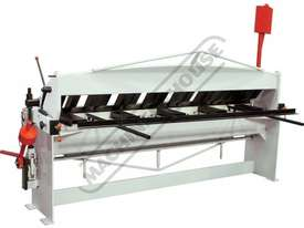 PB-820A Manual Panbrake 2440 x 2mm Mild Steel Bending Capacity Includes Quick Action Head Adjustment - picture7' - Click to enlarge