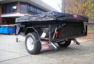 EXTREME OFF ROAD PAINTED CAMPER TRAILERS