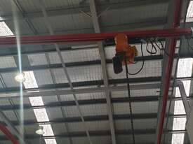 Gantry crane light weight  - picture0' - Click to enlarge