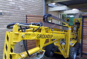 Leguan 125 Spider Lift for hire. Cherry picker