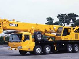 Kato NK550-VR Hydraulic Truck Crane - picture0' - Click to enlarge