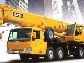 Kato NK550-VR Hydraulic Truck Crane - picture1' - Click to enlarge