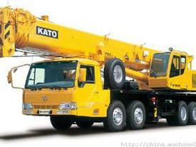 Kato NK550-VR Hydraulic Truck Crane - picture2' - Click to enlarge