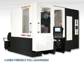Eumach UMC-1000, 5 axis Milling or MillTurn Centres - picture14' - Click to enlarge