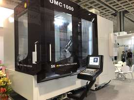Eumach UMC-1000, 5 axis Milling or MillTurn Centres - picture2' - Click to enlarge