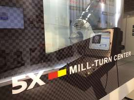 Eumach UMC-1000, 5 axis Milling or MillTurn Centres - picture3' - Click to enlarge